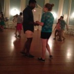 Swing dancing! I went every Thursday night while I was in Austin :)