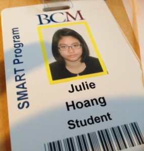 My BCM badge. I will miss it very much.