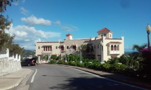 Museo Castillo Serrallés anouther museum i went to while in ponce that showcases the history of the sugar cane and rum history of ponce