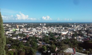 View of Ponce from Museo Castillo Serrallés