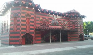 Museo de los Bomberos Museum of fire figters Ponce