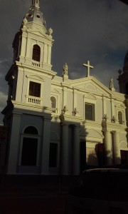 Town Church in Ponce