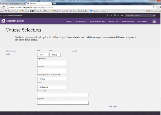 4 searching in registration system