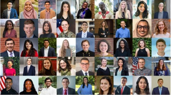 The Truman Scholarship is a $30,000 merit-based scholarship available to college juniors who plan to pursue careers in public service. This includes work in education, non-profits, government agencies, and more. Interested students must complete a campus screening process by October 28 to be considered.