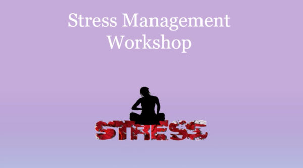 Connect with Marcia Sisk from the Health Promotions office through this video presentation that offers you practical tips for dealing with the stress we can't seem to get away from. (YouTube link)